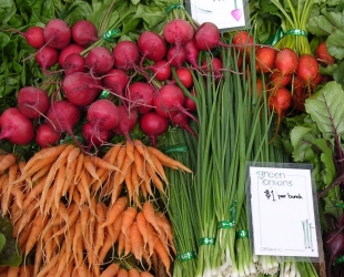 Make a visit to the Mineral Farmer's Market a regular part of your week!